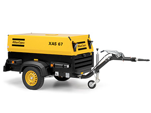 Compressor XAS 67