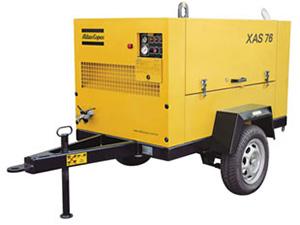 Compressor XAS 76